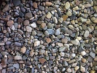 8 gravel