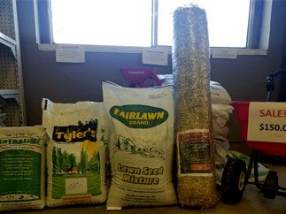 Topsoil related products